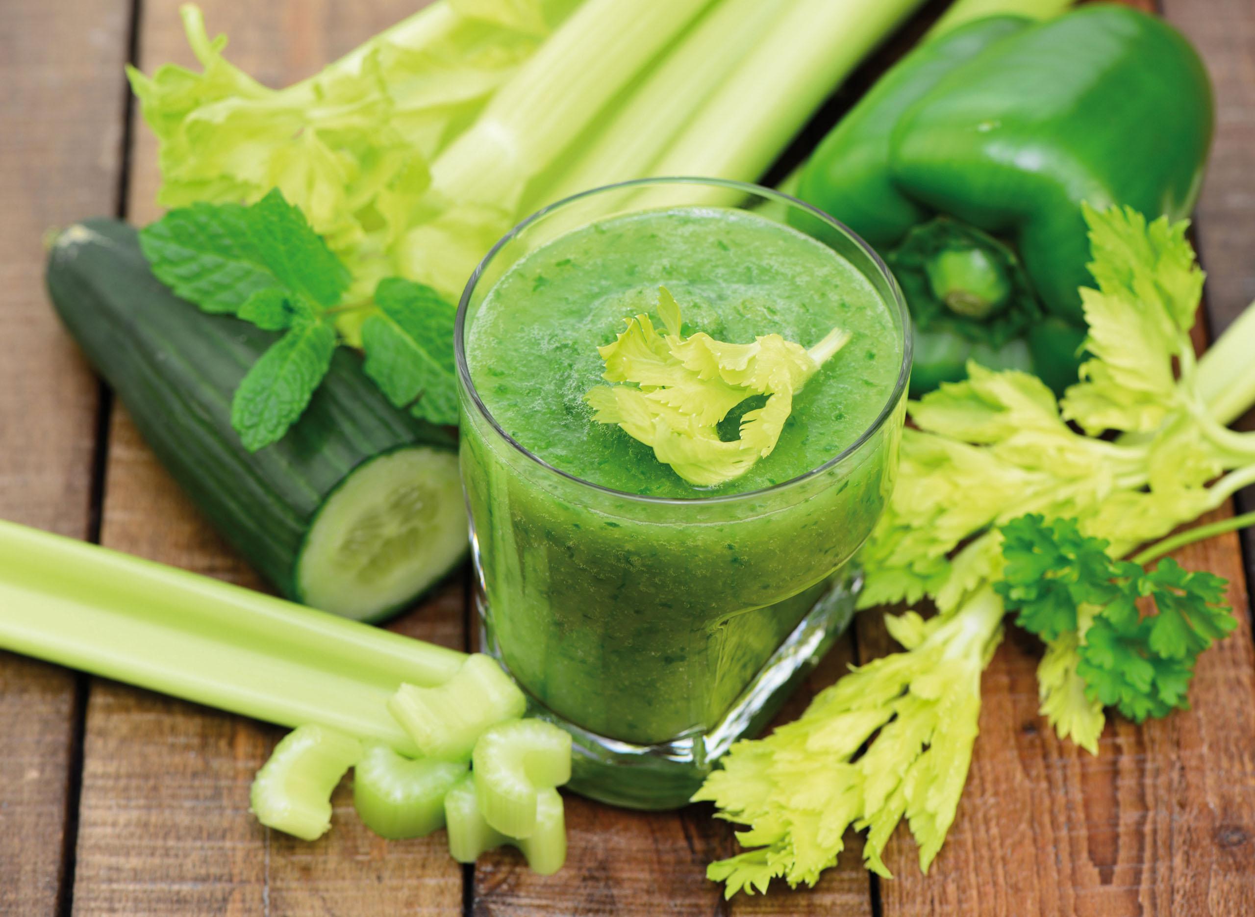 Gesunde Drinks mit vielen Vitaminen