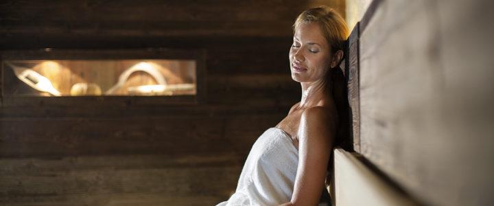 Steirer-Sauna in der Heiltherme